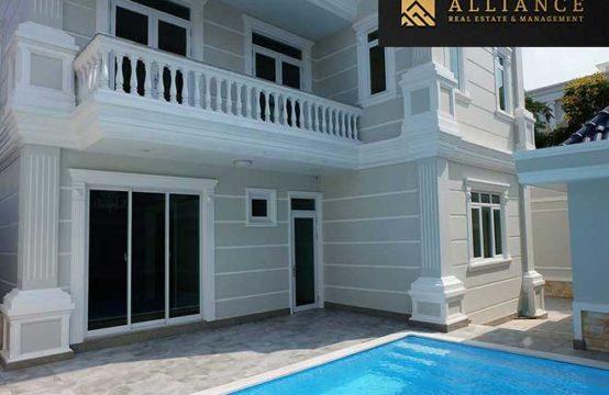 Villa in Compound For Rent in Thao Dien, District 2
