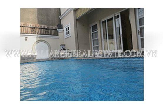 Villa For Rent in Thao Dien Ward