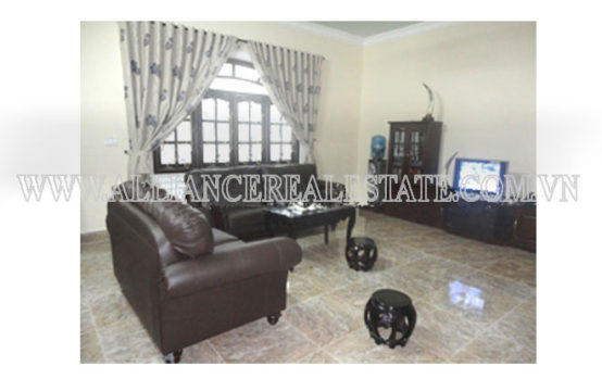 House For Rent in Thao Dien District 2, HCMC