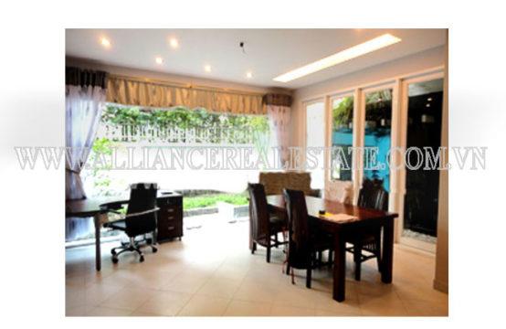Villa For Rent in Thao Dien District 2, SaiGon, Viet Nam