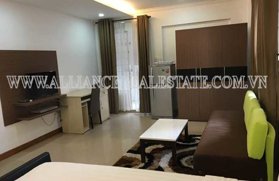 Serviced Apartment for Rent in Binh Thanh District, HCMC, VN