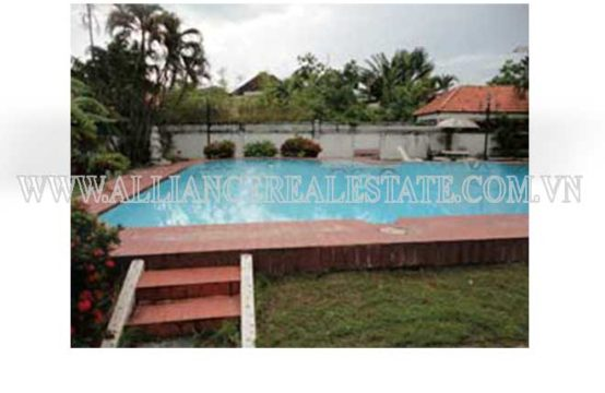 Villa For Rent in Compound in Thao Dien Ward District 2, HCMC, Viet Nam