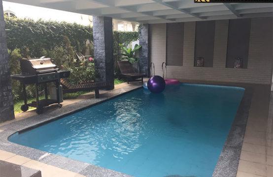 Villa For Rent in Thao Dien Ward, District 2, HCM, Viet Nam