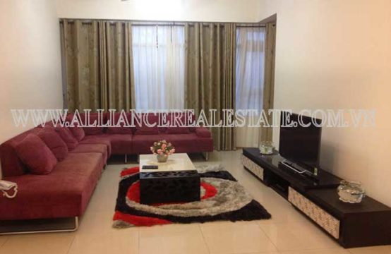 Apartment (Sai Gon Pearl) for rent in Binh Thanh District, HCMC, Viet Nam