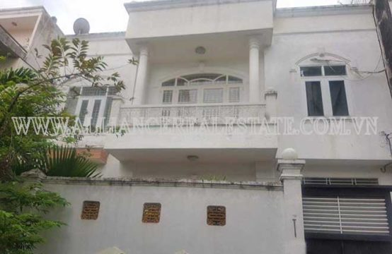 House for rent in Thao Dien Ward, District 2, HCMC, VN