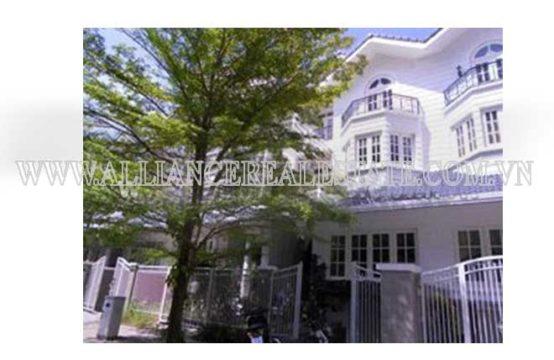 Villa For Rent in Binh Thanh District ,HCMC, VietNam