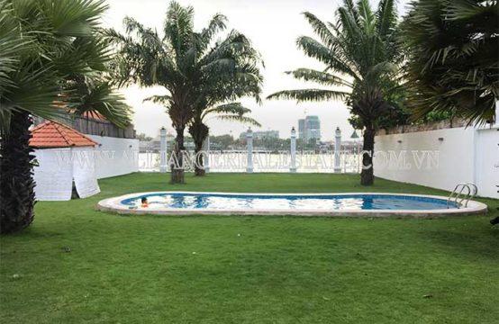 Villa For Rent in Thao Dien District 2, HoChiMinh, VietNam