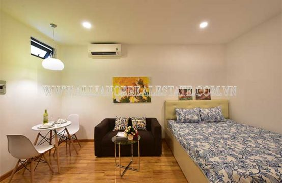 Studio for rent in Thao Dien Ward, District 2, Ho Chi Minh City, Viet Nam