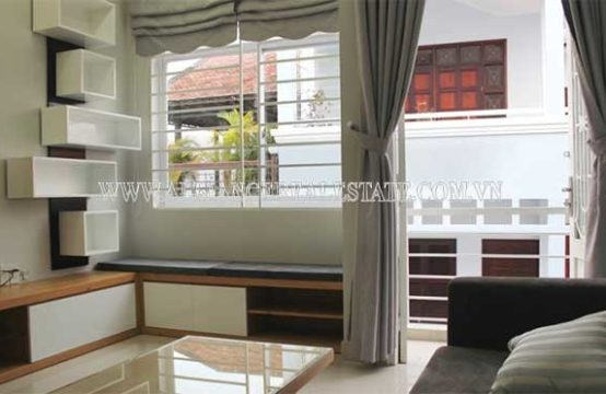 Serviced Apartment for rent in District 1, HCMC, VN