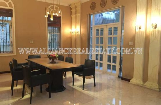 Villa in  For Rent in Thao Dien Ward, District 2, HoChiMinh, VietNam