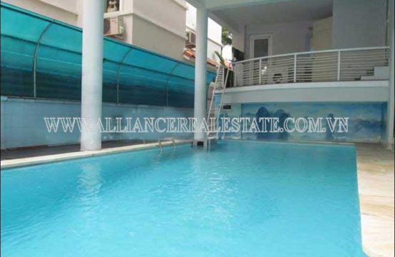 Villa For Rent in Thao Dien District 2, HoChiMinh, Viet Nam