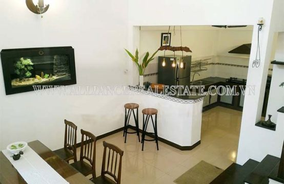 Villa For Rent in Thao Dien Ward District 2, HCM, VN