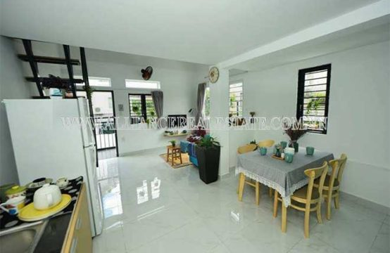 Serviced apartment for rent in An Phu
