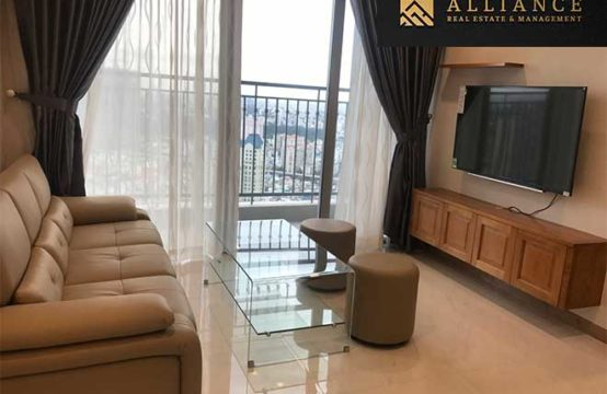 2 Bedrooms Apartment (Vinhomes Central Park) for rent in Binh Thanh District , HCMC, Viet nam