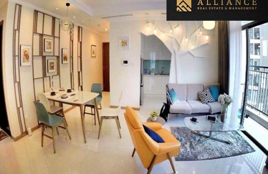 3 Bedrooms Apartment (Vinhomes Central Park) for rent in Binh Thanh District , HCMC, VN