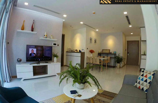 2 bedrooms apartment (Vinhomes central park) for rent in Binh Thanh District, Ho Chi Minh City, Viet nam