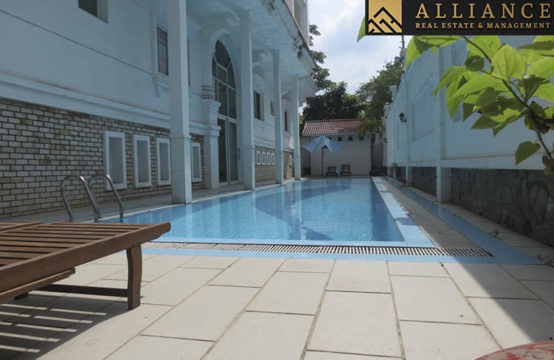 3 Bedroom Serviced Apartment for rent Thao Dien Ward, District 2, HCM City, VN