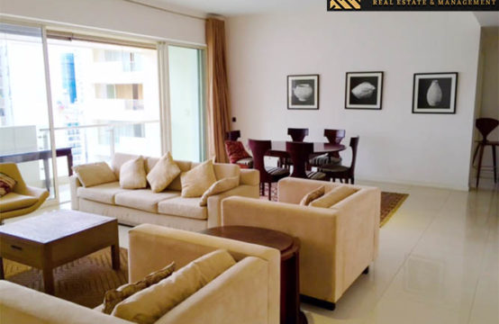 3 Bedroom Apartment (Estella) for rent in An Phu Ward, District 2, HCM, VN