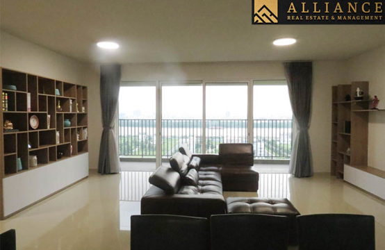 4 Bedroom Apartment (Vista Verde) for rent in Thanh My Loi Ward, District 2, Sai Gon, Viet Nam