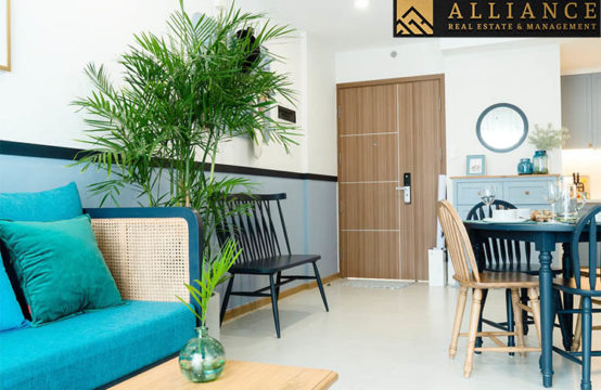 3 Bedroom Apartment (New City) for sale in Binh Khanh ward, District 2, Ho Chi Minh City, VN.