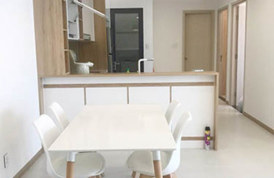 3 Bedroom Apartment (New City) for rent in Binh Khanh ward, District 2, Ho Chi Minh City, VN.