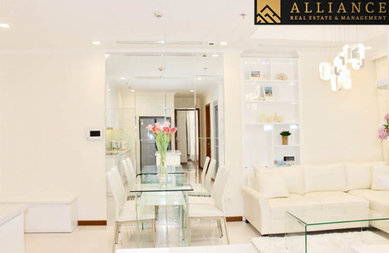 2 Bedroom Apartment (Vinhomes Central Park) for rent in Binh Thanh District, HCM City, VN
