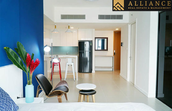 Studio Apartment (Gateway) for rent in Thao Dien Ward, District 2, Ho Chi minh City, VN