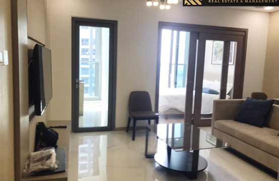 1 Bedroom Apartment (Vinhomes Central Park) for rent in Binh Thanh District, HCM City, VN