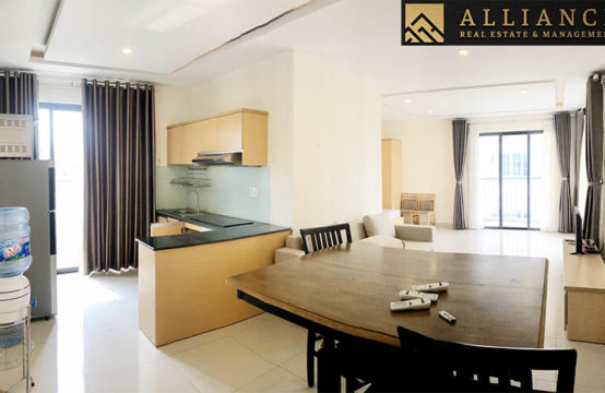 1 Bedroom Serviced Apartment for rent in Thao Dien ward, District 2, Ho Chi Minh City, Viet Nam