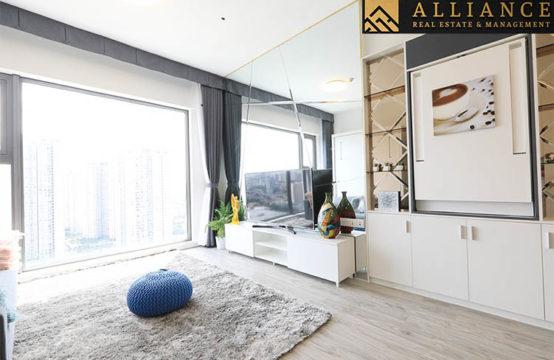 Studio Apartment (Gateway) for rent in Thao Dien Ward, District 2, Ho Chi Minh City, Viet Nam