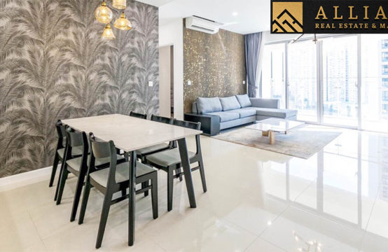 3 Bedroom Apartment (Estella Height) for rent in An Phu Ward, District 2, Ho Chi Minh City.