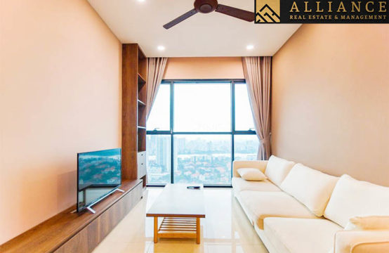 2 Bedroom Apartment (The Ascent) for rent in Thao Dien Ward, District 2, Ho Chi Minh City.