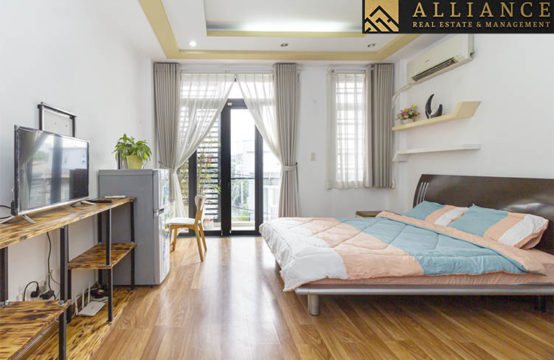 1 Bedroom Serviced Apartment for rent in Thao Dien Ward, District 2, Ho Chi Minh City.