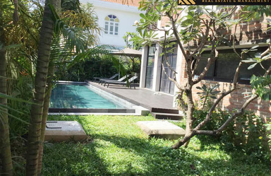 5 Bedroom Villa in compound for rent in Thao Dien Ward, District 2, Ho Chi Minh City, VN.