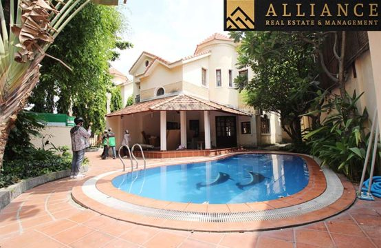 3 Bedroom Villa for rent in Thao Dien Ward, District 2, Ho Chi Minh City, Viet Nam