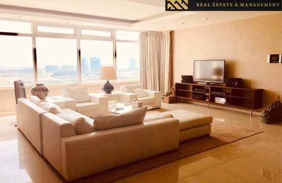 3 Bedroom Apartment (SaiGon Pearl) for rent in Binh Thanh District, Ho Chi Minh City, Viet Nam.