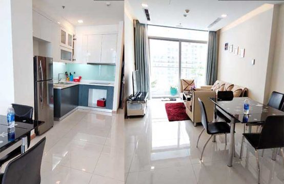 2 Bedroom Apartment (Vinhomes Central Park) for rent in Binh Thanh District, Ho Chi Minh City, Viet Nam.