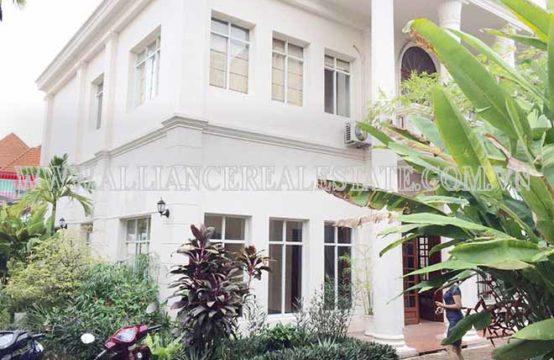 Villa For Rent in Thao Dien