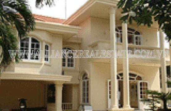 Villa for Sale in Thao Dien