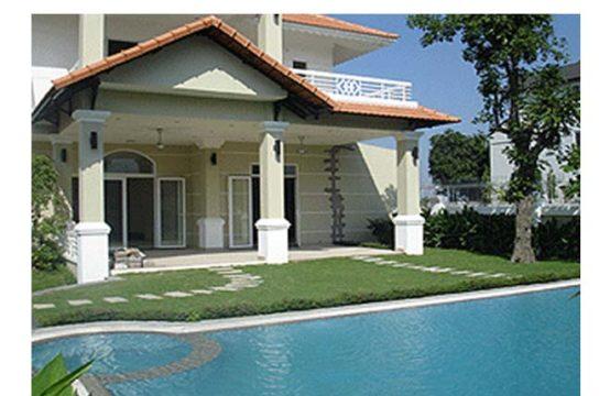 Villa For Rent in Thao Dien District 2, SaiGon.