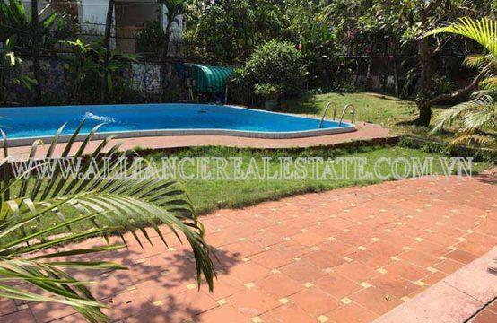 Villa for Rent in Thao Dien Ward District 2