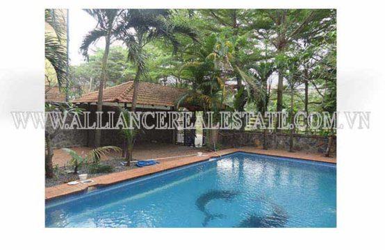 Villa in Compound For rent in Thao Dien Ward, District 2, HCMC, Viet Nam