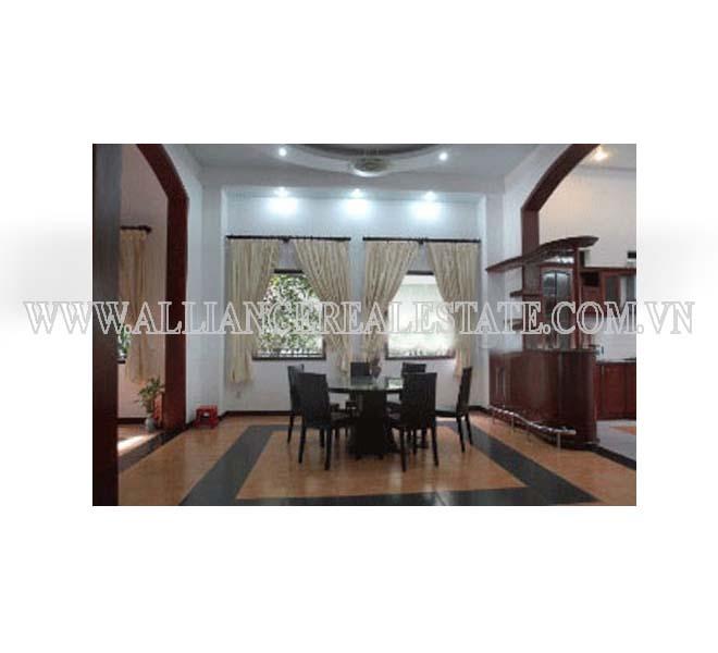 Villa in Compound For Rent in Thao Dien District 2, HoChiMinh, VietNam