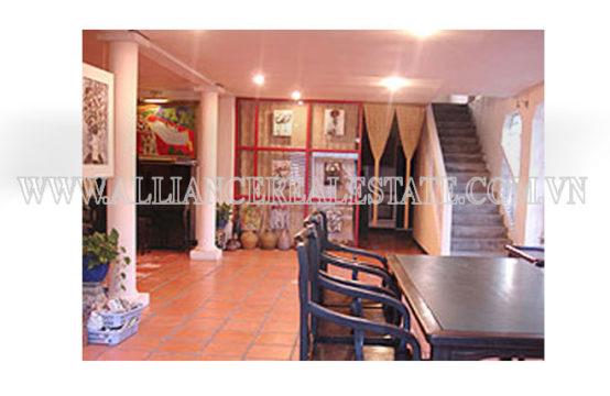 Villa For Rent in Thao Dien District 2, HCM city