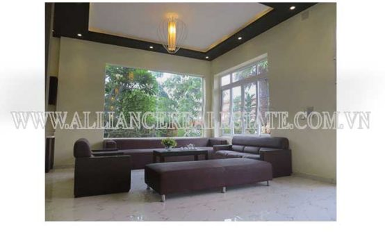 House For Rent in Thao Dien Ward District 2, HCMC, Viet Nam