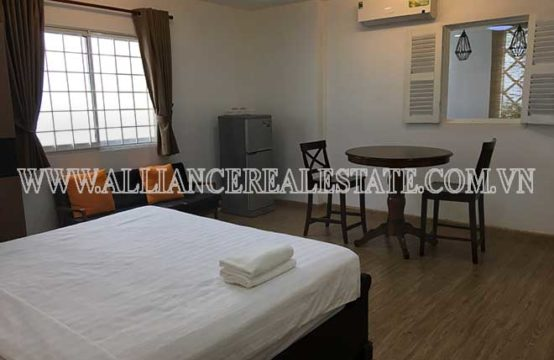 Serviced Apartment for Rent in Binh Thanh District