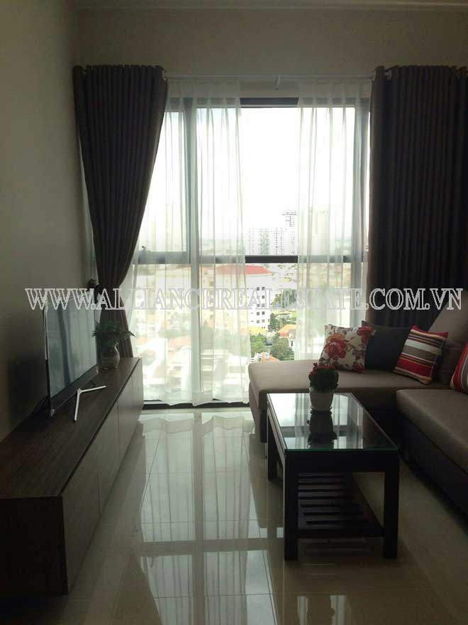 Apartment (The Ascent ) for Rent in Thao Dien Ward, District 2, HCMC, VN