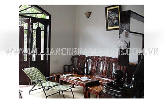 House For Rent in Thao Dien District 2, SaiGon, VN