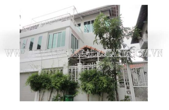 Villa in Compound For Rent in Thao Dien District 2, SaiGon, VN