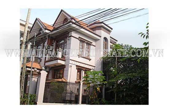 Villa For Rent in Thao Dien District 2, HoChiMinh, VietNam